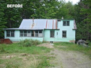 dilapidated house renovations