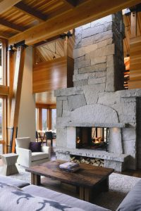 Contemporary Stowe mountain house