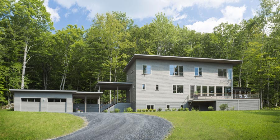 Two Energy Efficient Vermont Homes Sisler Builders Blog