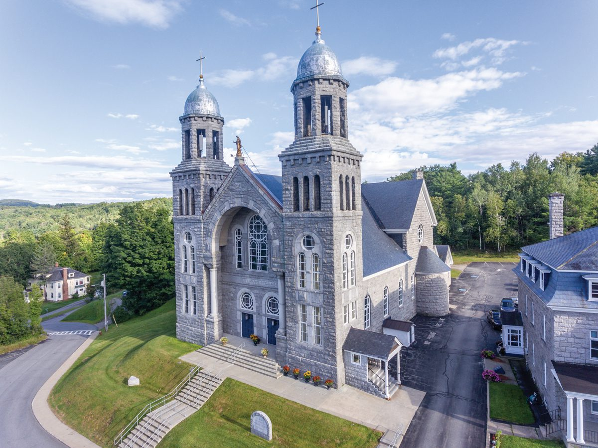 Energy Audits and Retrofits on Vermont Churches